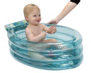 baignoire bébé gonflable babymoov