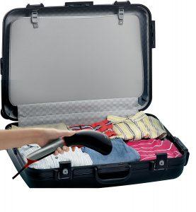 défroisseur vapeur valise