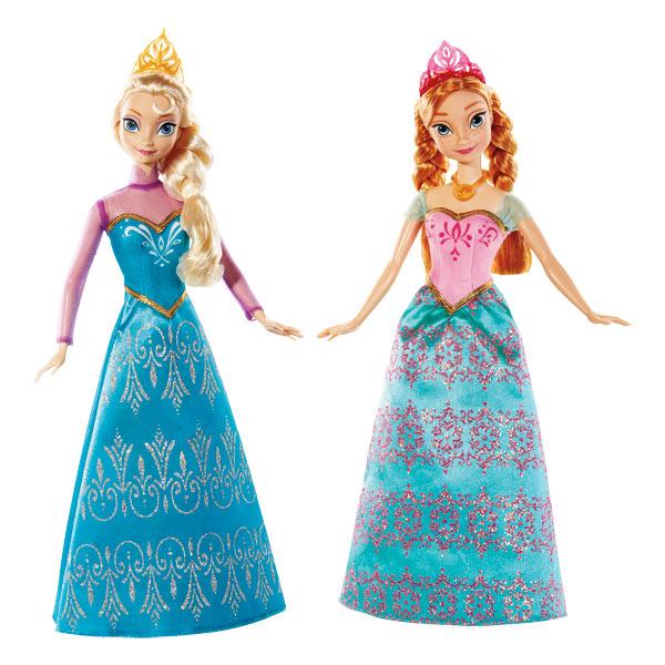 La poup e elsa chanteuse des neiges blog d 39 une maman - Barbie chanteuse ...