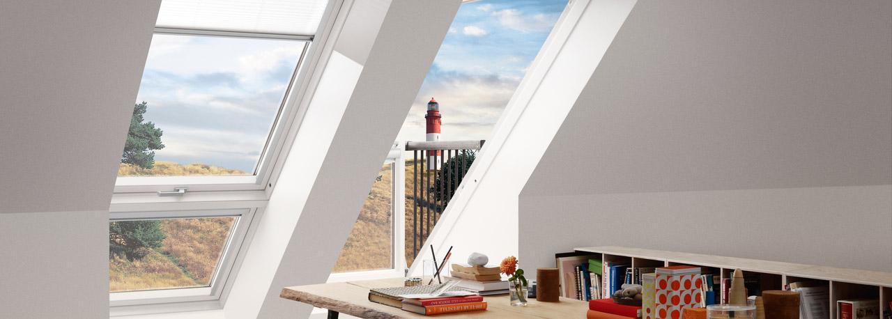 choisir des fen tres de toit de la marque velux blog d 39 une maman d bord e. Black Bedroom Furniture Sets. Home Design Ideas