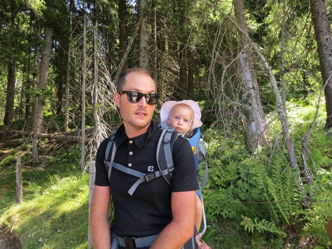 Randonnée avec bébé