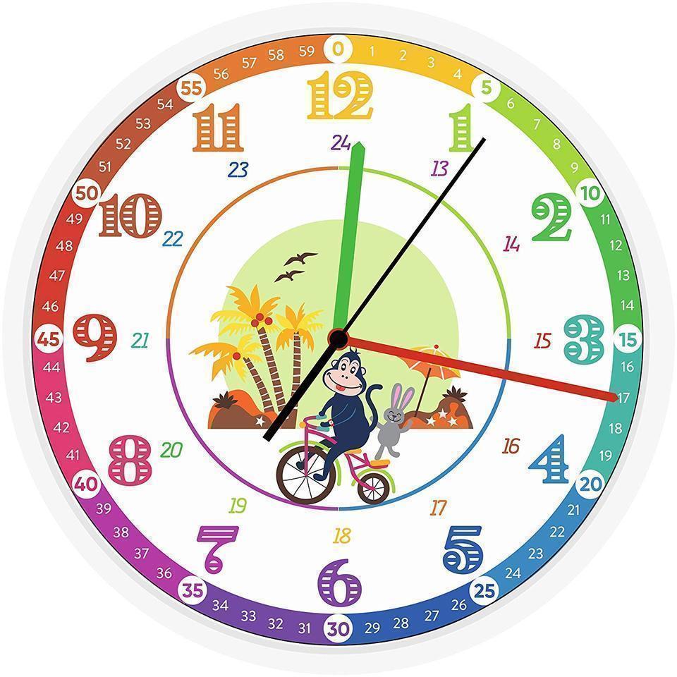 horloge enfant